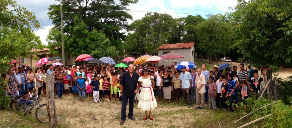 Honduras church planting