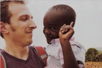 Matt Appling in Uganda