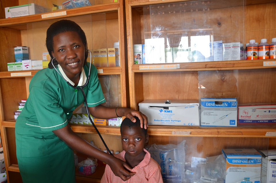 Medical clinic Africa