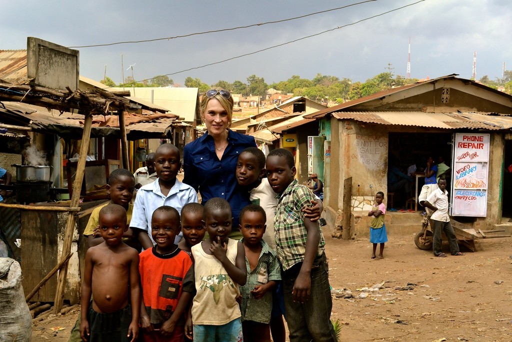 Noel Yeatts - Africa