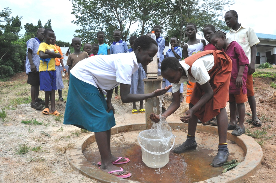 clean water solutions Africa