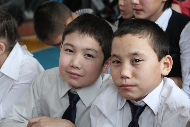 World Help child sponsorship - Kazakhstan