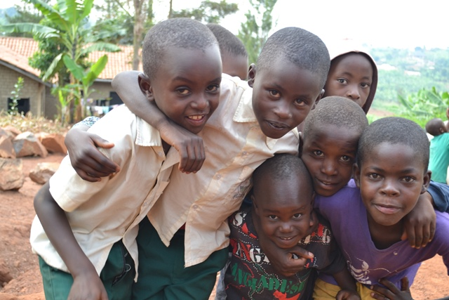 World Help child sponsorship - Rwanda