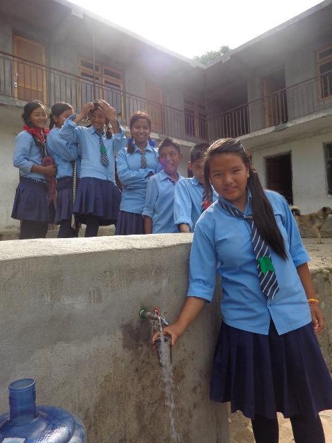 Chalkanhel Nepal - World Help