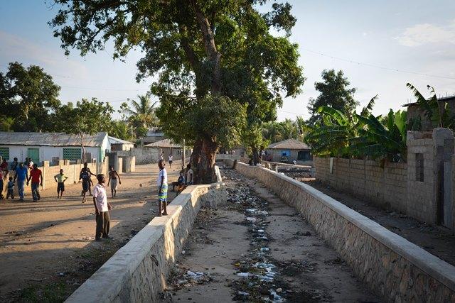 Haiti water crisis - causelife