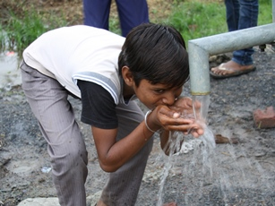 Healing Water for the Forgotten - thumb