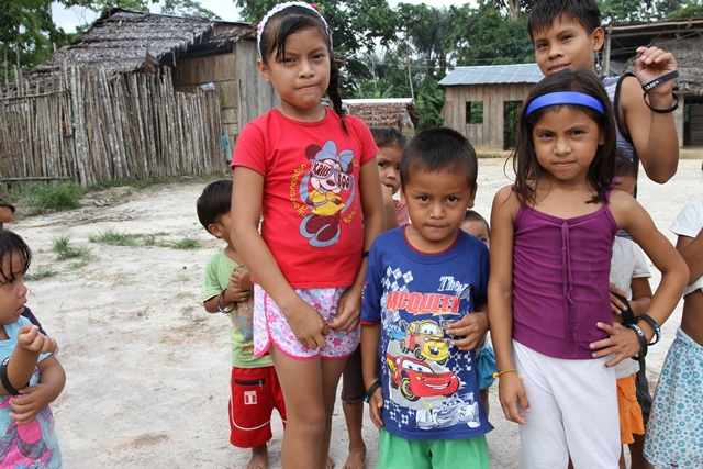 Peru water crisis - World Help
