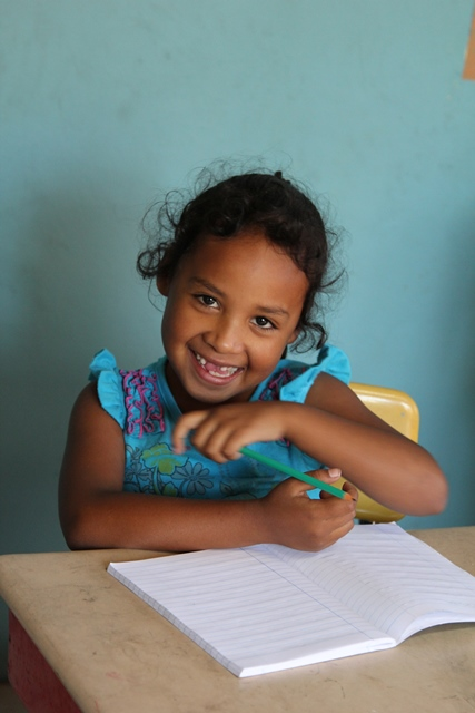 Sponsor a child in Honduras