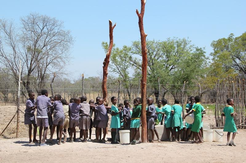 Zimbabwe by Kraig Cole