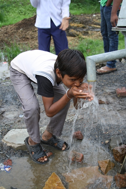 clean water India - causelife