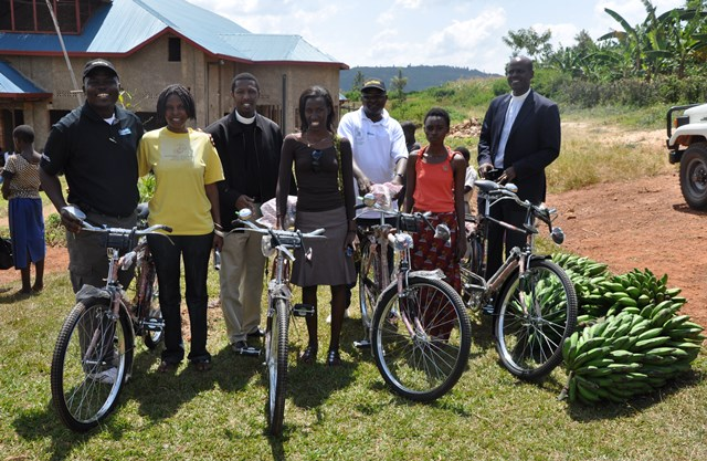 Bicycles - Gifts of Hope