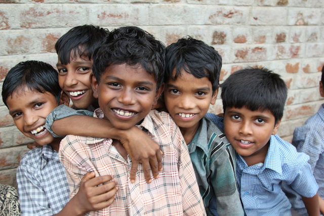 Indian Childrens Home World Help 2012