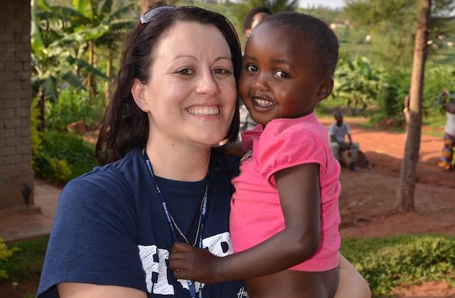 Liberty University Mission Trip to Rwanda World Help