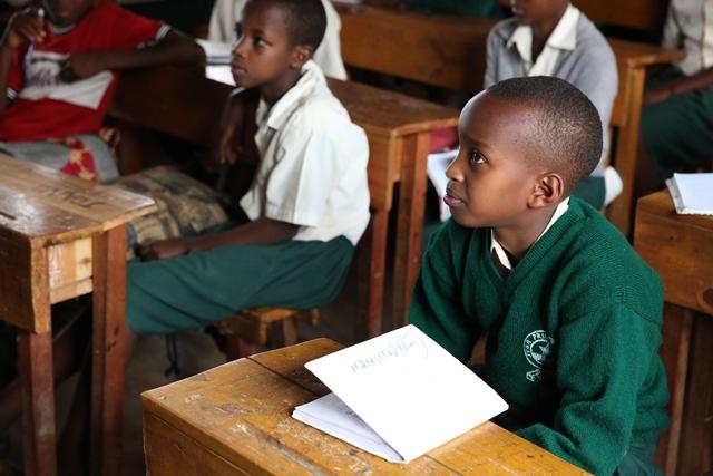 Rebuilding Rwanda - World Help