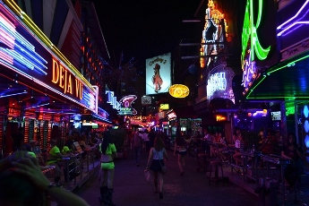 Thailand sex industry - new beginnings