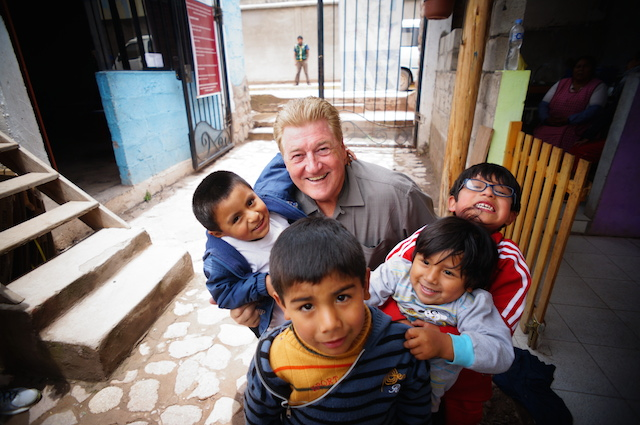 Tom Thompson World Help Peru 2013