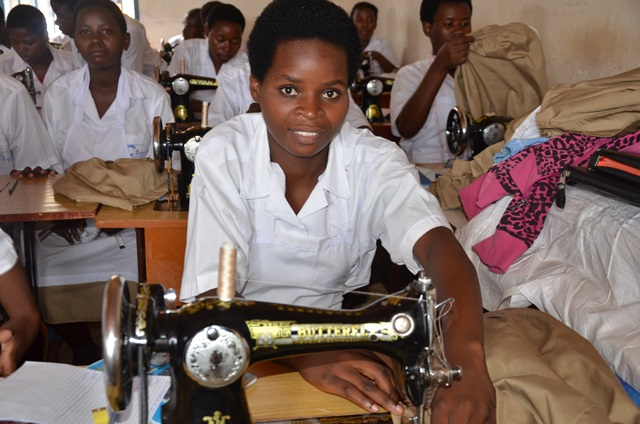Vocational Training in Rwanda - World Help