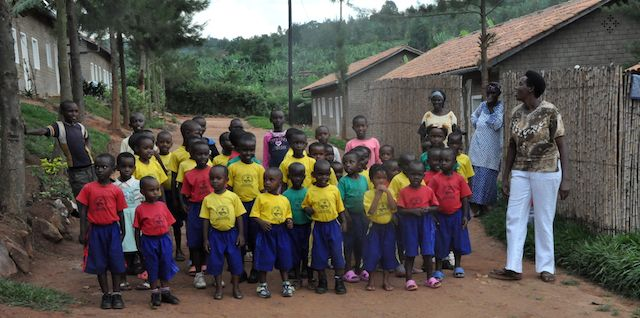 African Children School World Help