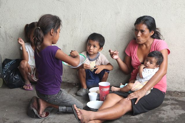 Feeding Center Family Guatemala World Help