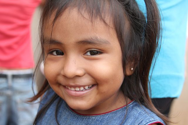 Guatemalan Girl World Help