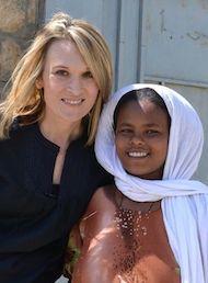 Noel Yeatts with Ethiopian Woman