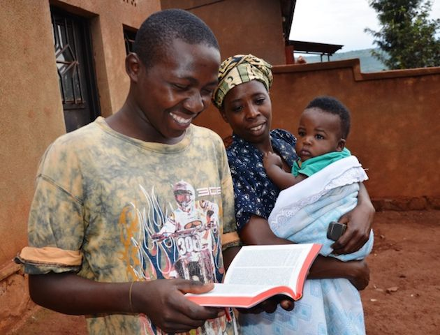Rwanda Bible Distribution World Help