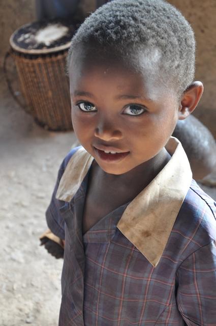 Rwanda - child sponsorship