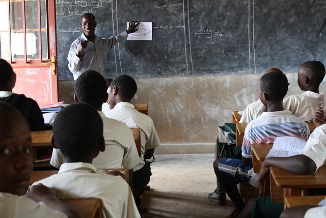 Star School - Rwanda - World Help
