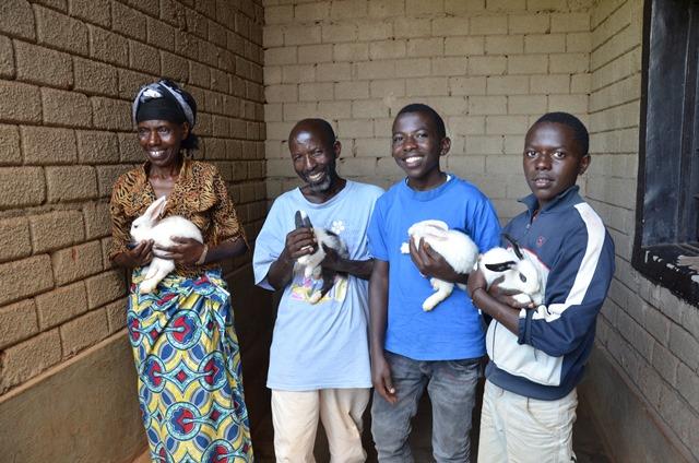 Sustainability programs in Rwanda - World Help