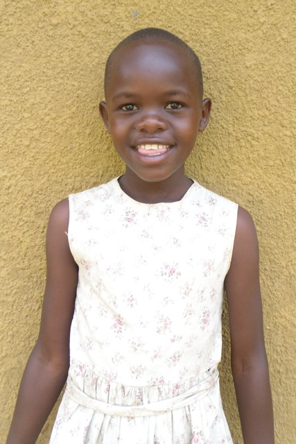 Caline - child sponsorship