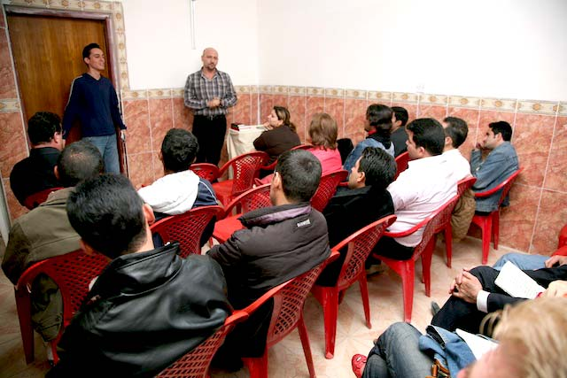 Refugee Church Planter Training