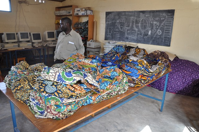 Rwandan tailoring program