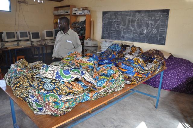 Rwandan tailoring program