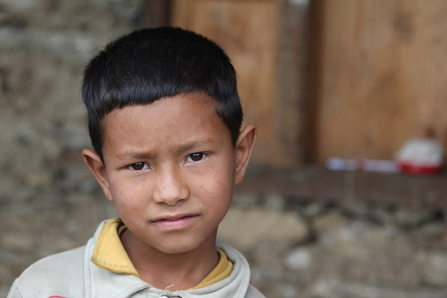 Sponsor a child in Nepal