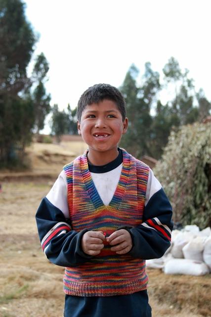 Child Sponsorship - Peru