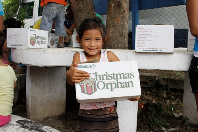 Christmas for an Orphan - World Help