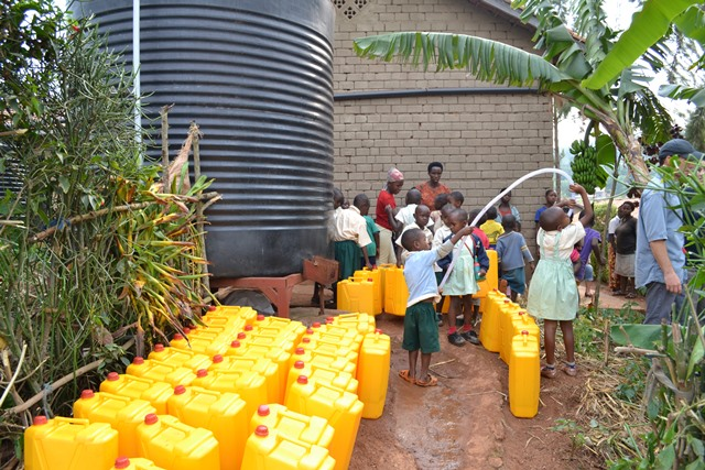 Clean Water for Rwanda - World Help