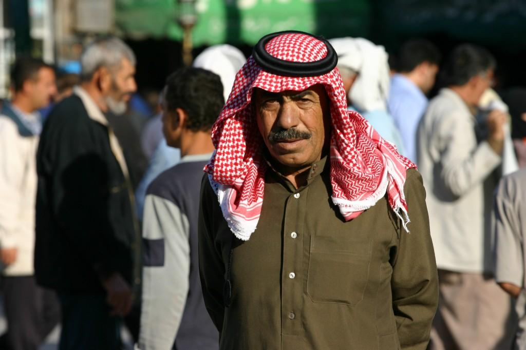 Iraqi man - World Help