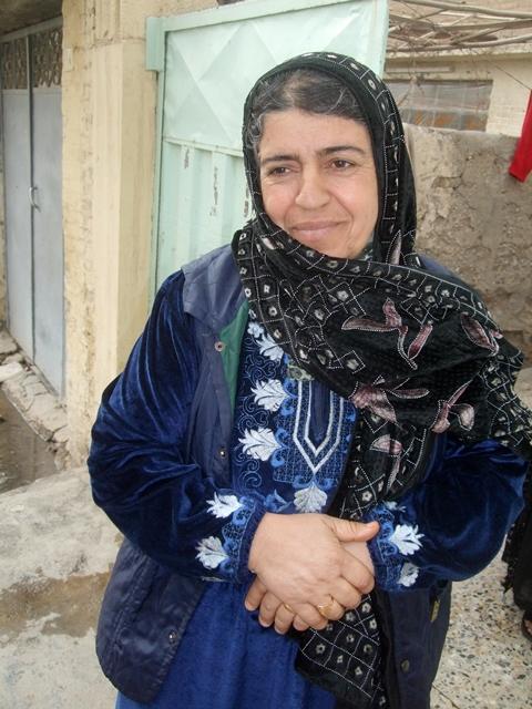 Iraqi woman - World Help