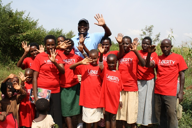 Liberty University in Rwanda - World Help