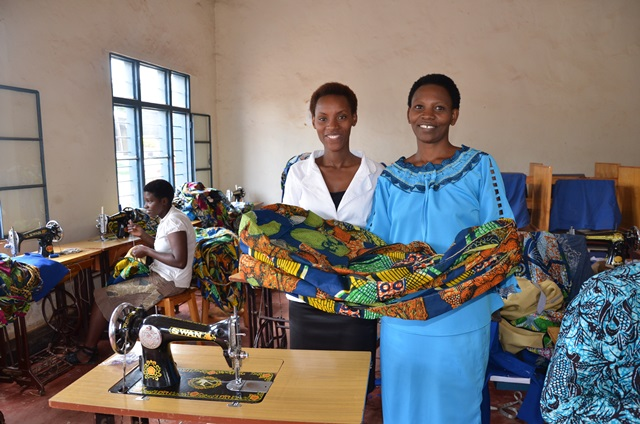 Rwanda Vocational Training