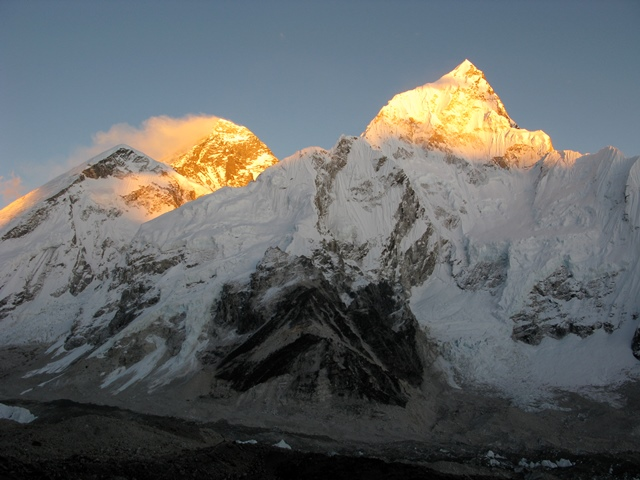 Mt Everest - Robert Kay - World Help blog