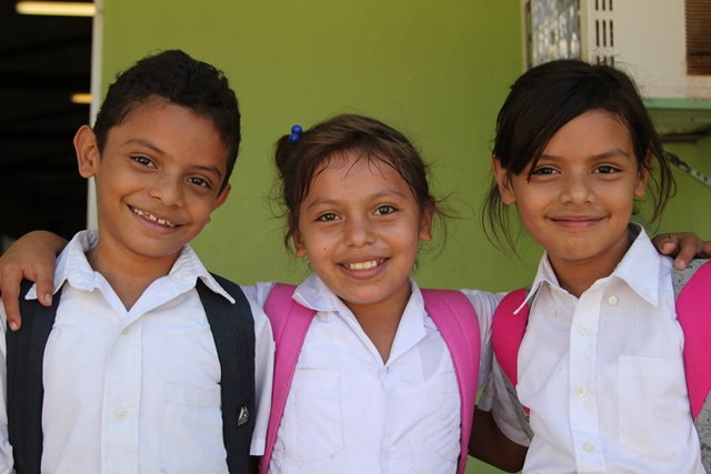 Child sponsorship in Honduras - World Help