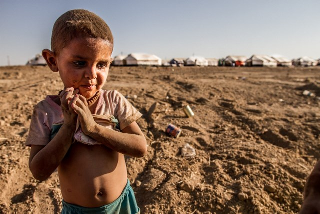Crisis in the Middle East - World Help