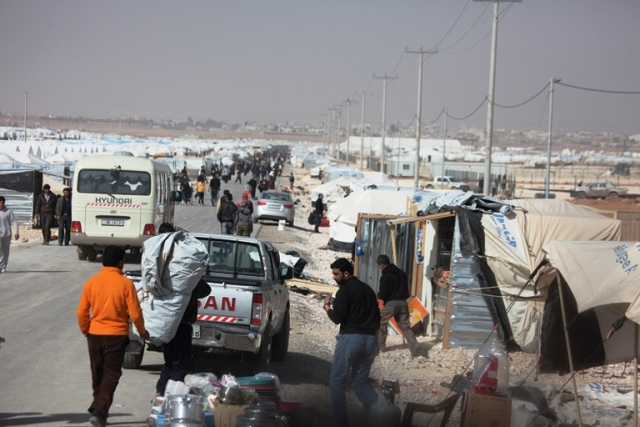 Refugee camps - World Help