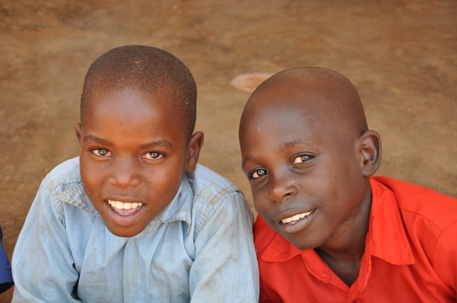 Child sponsorship in Uganda - World Help