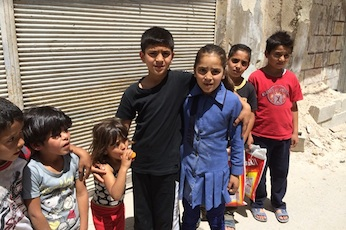 Children of the Middle East