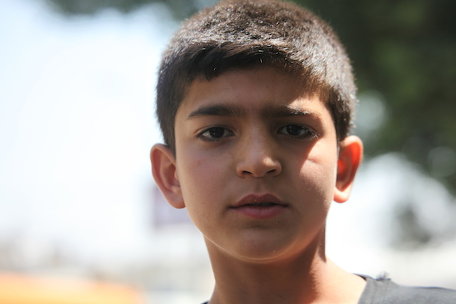 Persecuted Children in Middle East