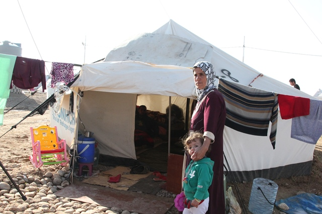 Ankawa Camp in Iraq - World Help