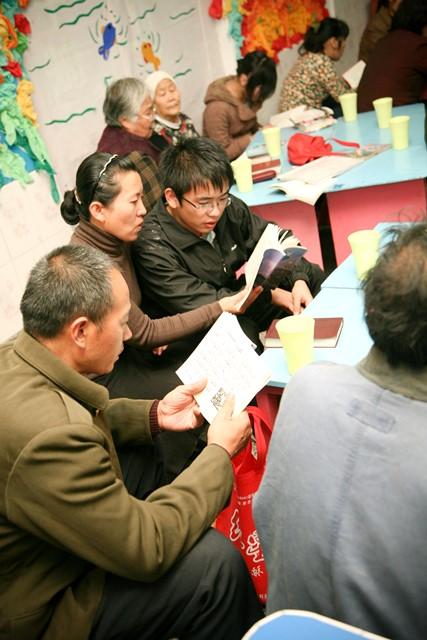 Chinese house church - World Help